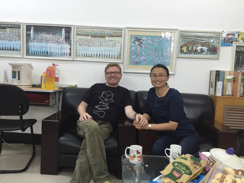 John and jiayi