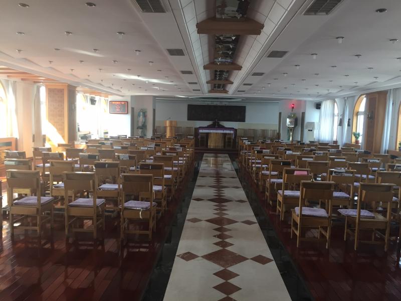 Shenyang seminary chapel