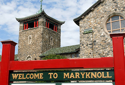 Welcome Maryknoll