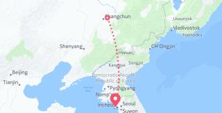 Changchun to Seoul